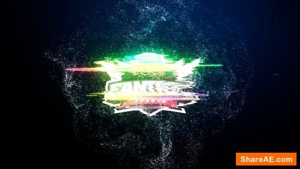 Videohive Digital Glitch Logo 26125288