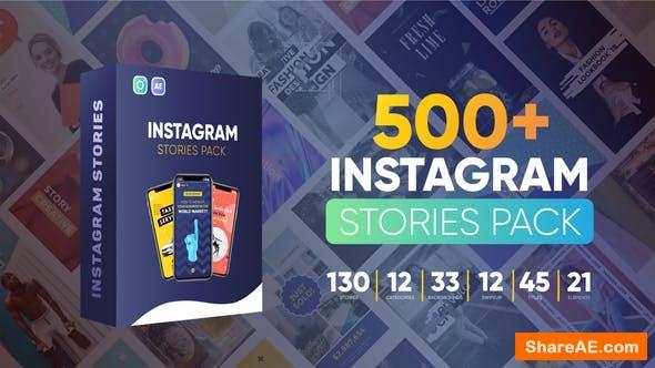 Videohive Instagram Stories 24119749