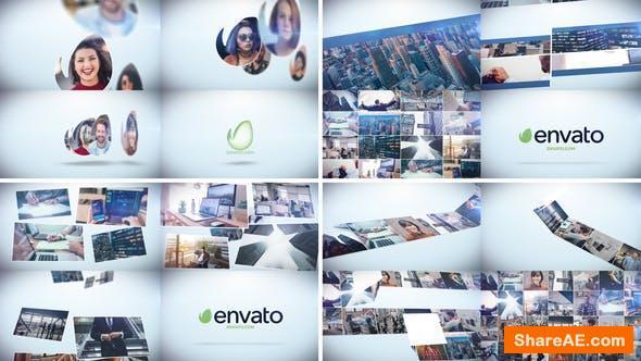 Videohive Corporate Photo Logo