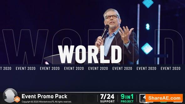 Videohive Event Promo Pack