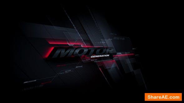 Videohive Motor Sport - Triler
