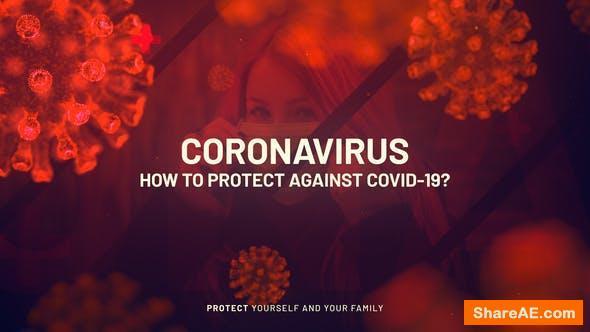 Videohive Coronavirus Opener
