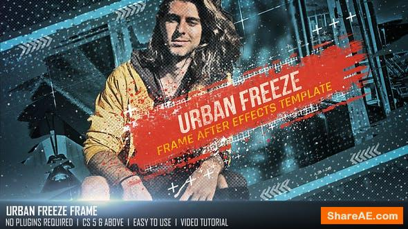 Videohive Urban Freeze Frame