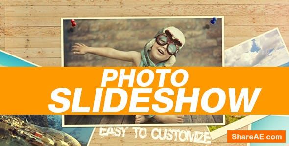 Videohive Photo Slideshow 18502081