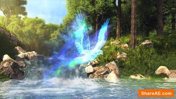 Videohive Enchanted River Logo