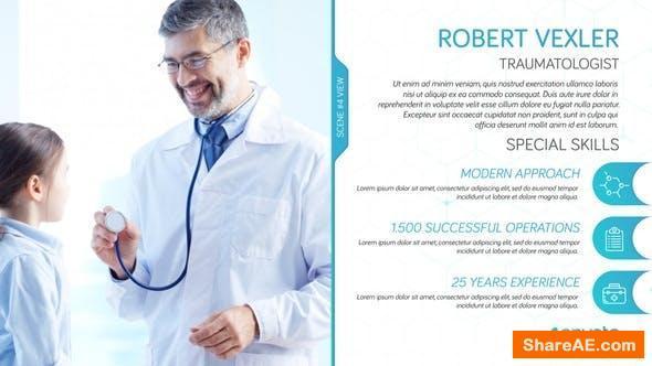 Videohive Healthcare Minimal Folder