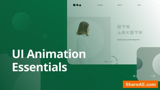 UI Animation Essentials - Motion Design School