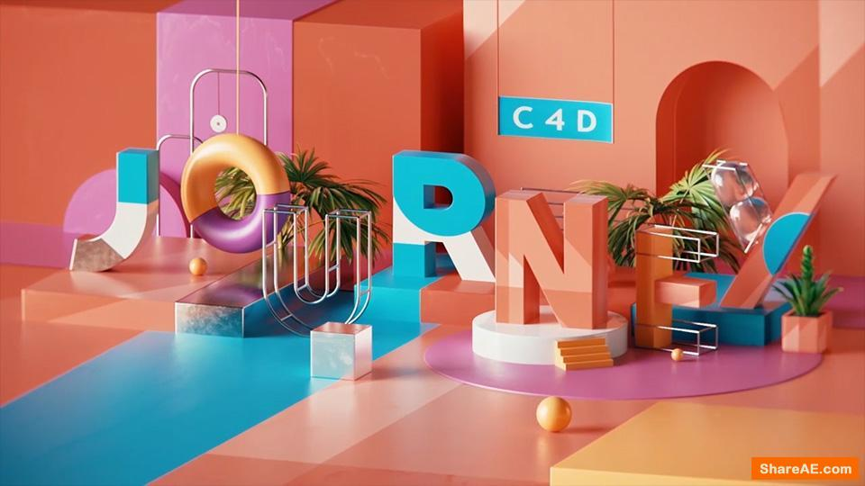 Cinema 4D Journey - Motion Design School