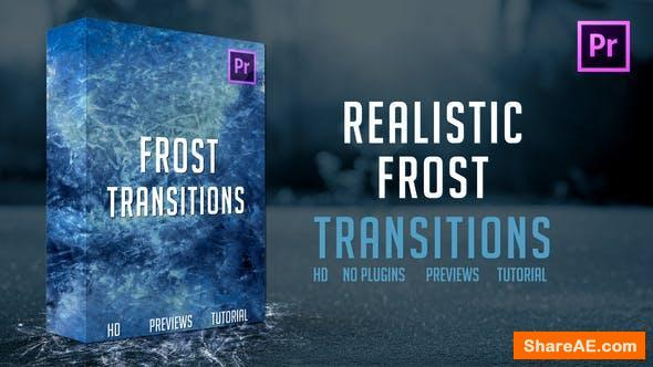 Videohive Frost Transitions - Premiere Pro