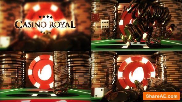 Videohive Casino Logo Reveal 26339904