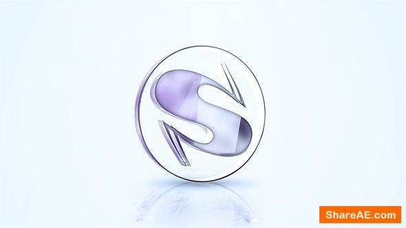 Videohive 3D Logo Rotation