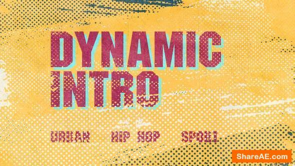 Videohive Dynamic Brush Intro 23448070