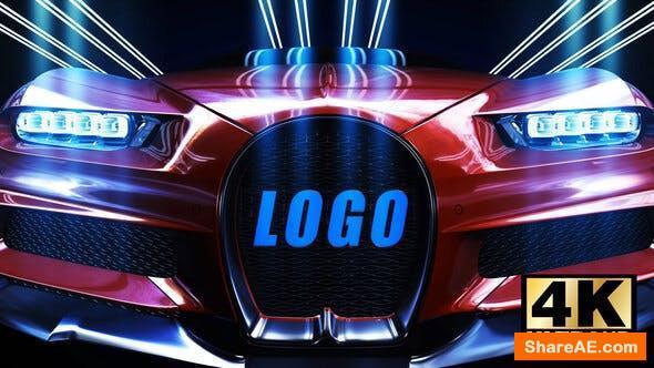 Videohive Luxury sport car
