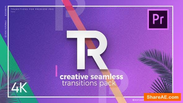 Videohive Creative Seamless Transitions for Premiere Pro