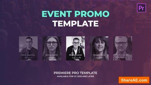 Videohive Conference & Event Promo - Premiere Pro