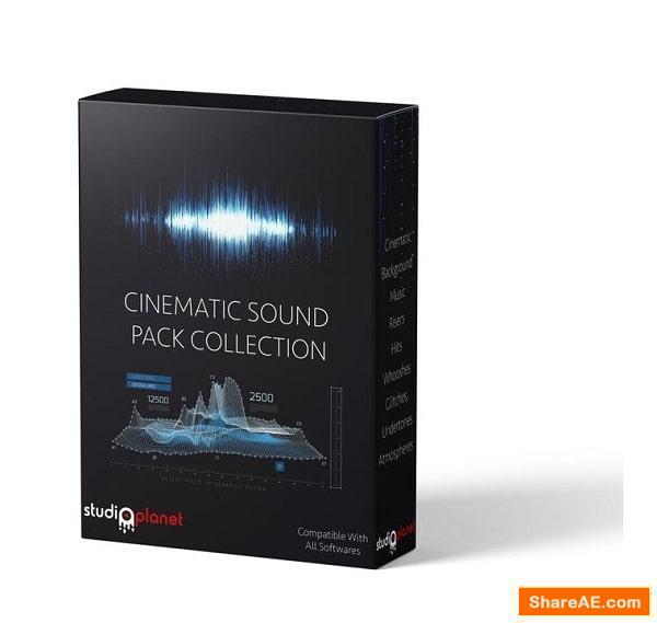Cinematic Sound Pack Collection - Studio Planet
