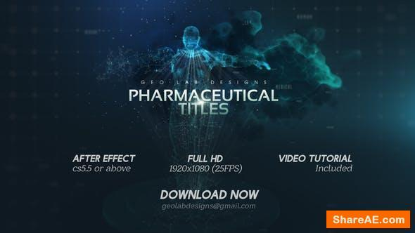 Videohive Pharmaceutical Titles l Fitness Titles l Health Care Titles l Medical Titles l Human Titles