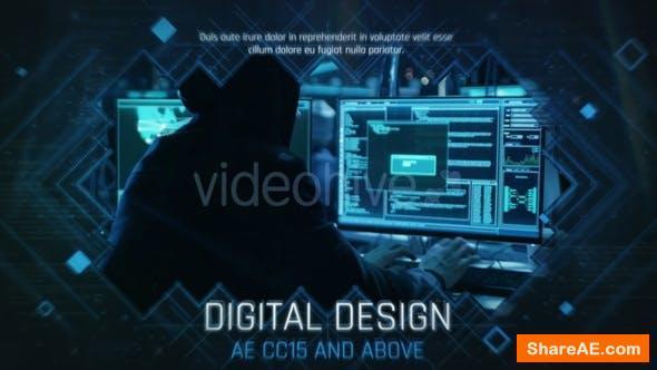 Videohive Advanced Sci-Fi Duo Promo