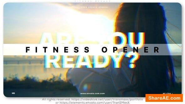 Videohive Fitness Opener 26449300