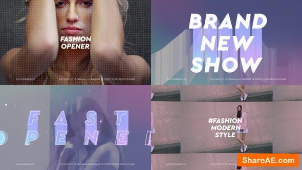 Videohive Fashion Brand Show Opener