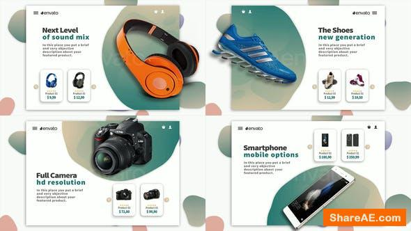 Videohive Clean Slide Product Promo