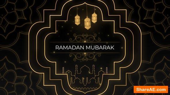 Videohive Ramadan Greeting