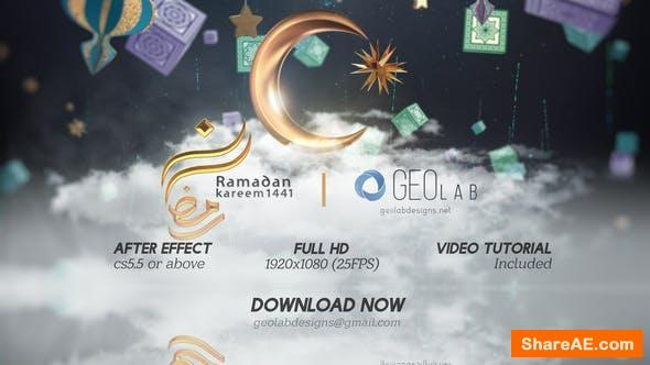 Videohive Ramadan Kareem Titles l Ramadan Kareem Wishes l Ramadan Greeting l Ramadan Celebrations