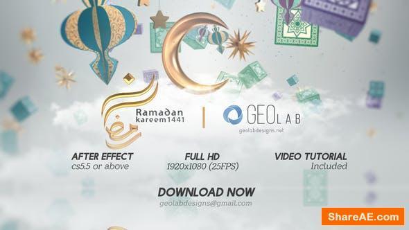 Videohive Ramadan Kareem Opener l Ramadan Kareem Wishes l Islamic Quran Month l Ramadan Celebrations