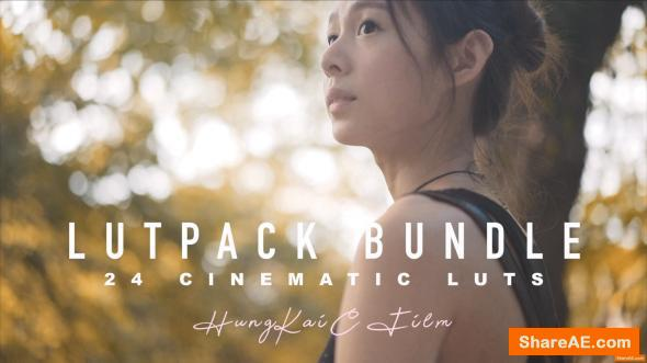 LutPacks Bundle (ALL 24 LUTs) - Sellfy