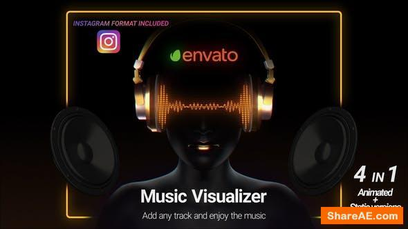 Videohive Music Visualizer 25998010