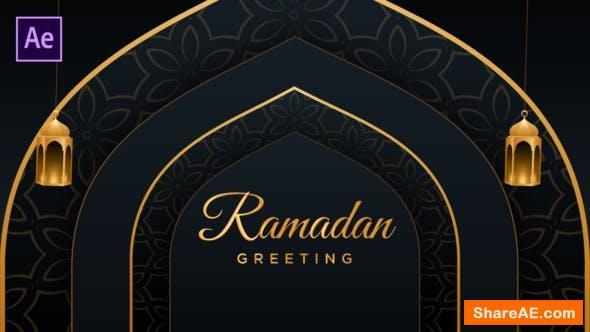 Videohive Ramadan Greeting 26437225