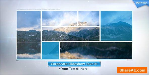 Videohive Corporate - Dynamic Slideshow