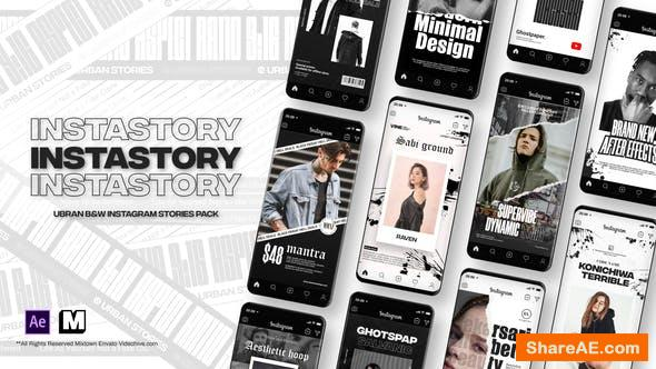 Videohive Mix Instagram Stories
