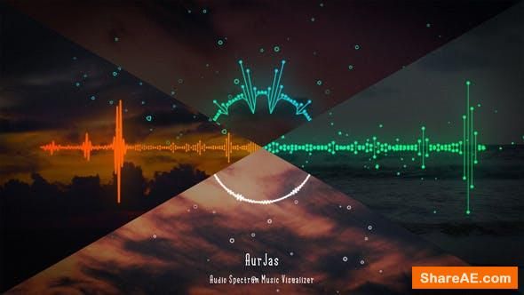 Videohive Audio Spectrum Music Visualizer 26569797