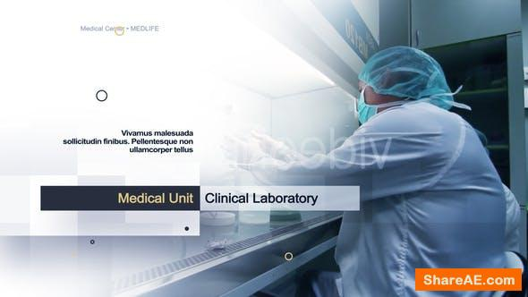 Videohive Medical Clinic Presentation
