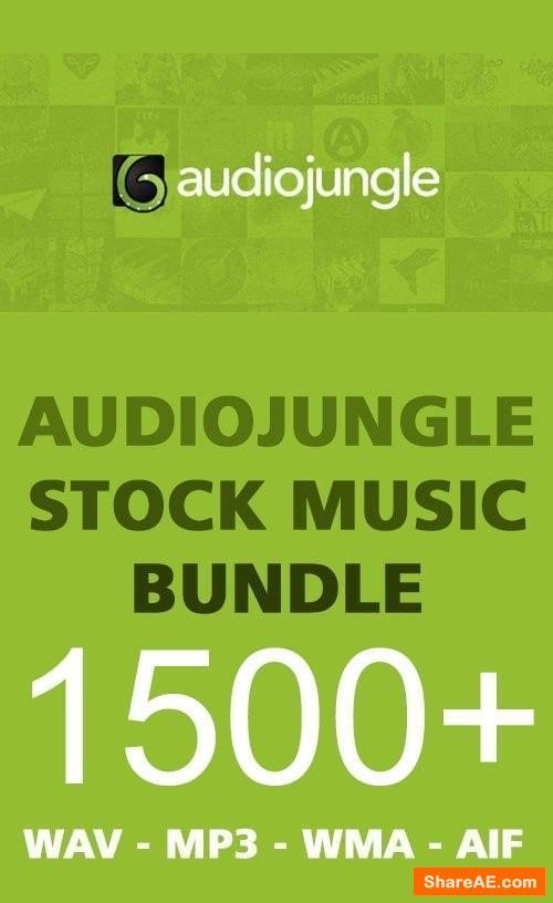 Stock Music Bundle Vol.2 - 2020 (Audiojungle)