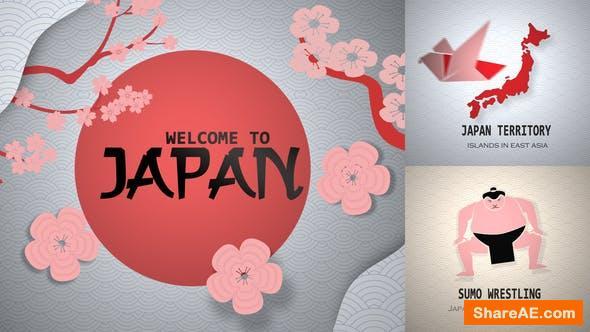 Videohive Japan Opener