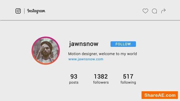 Videohive Instagram Promo 20634177