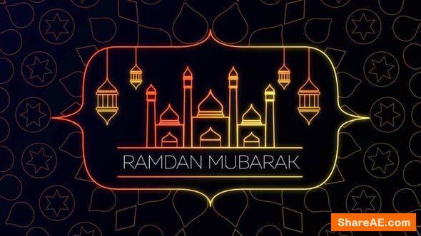 Videohive Ramdan Opener - Premiere Pro