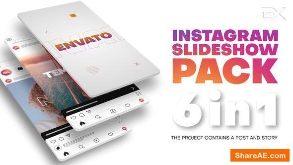 Videohive Instagram Slideshow Pack