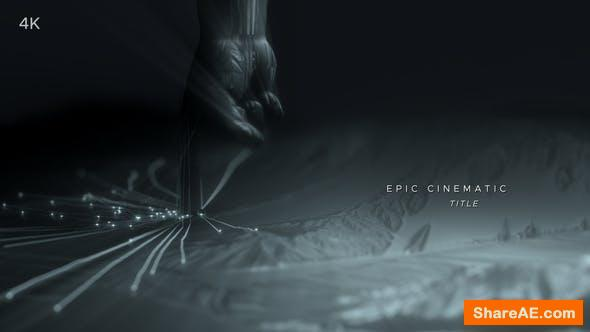 Videohive Epic Cinematic Title