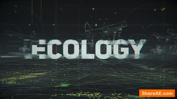Videohive Ecology Industrial Trailer