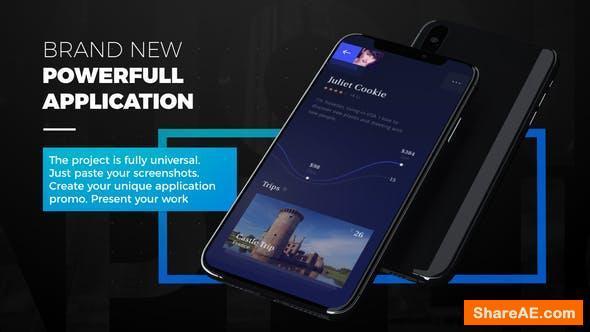 Videohive Phone App Presentation 22786700