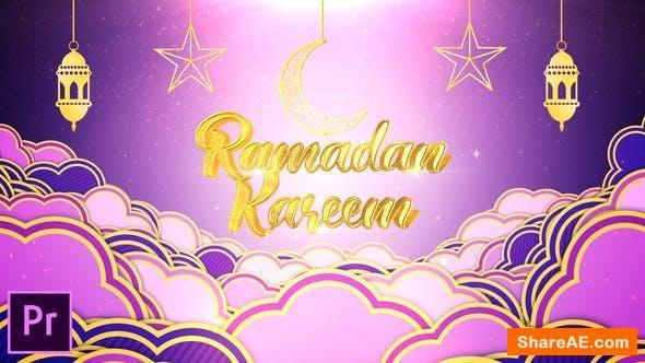 Videohive Ramadan Kareem Opener - Premiere Pro