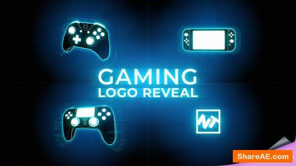 Videohive Gaming Logo Reveal 26690825
