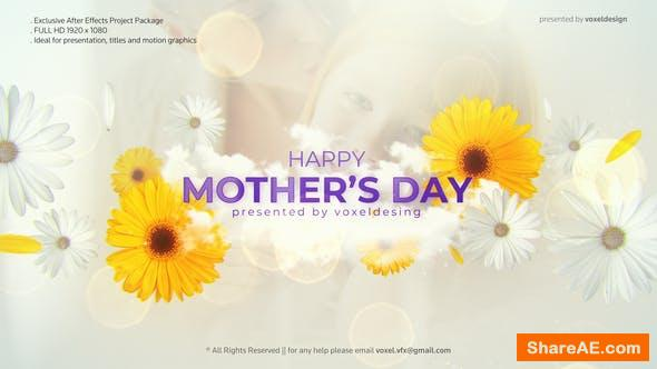 Videohive Happy Mother's Day Opener