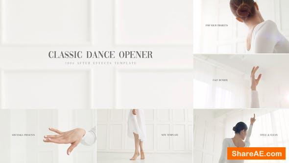 Videohive Classic Dance Opener