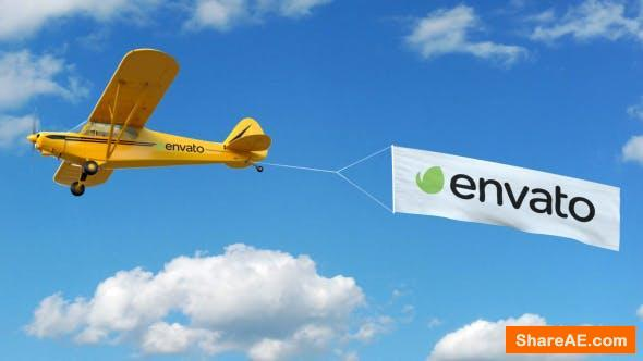 Videohive Aircraft Advertising