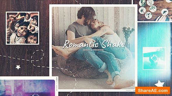 Videohive Romantic Shake