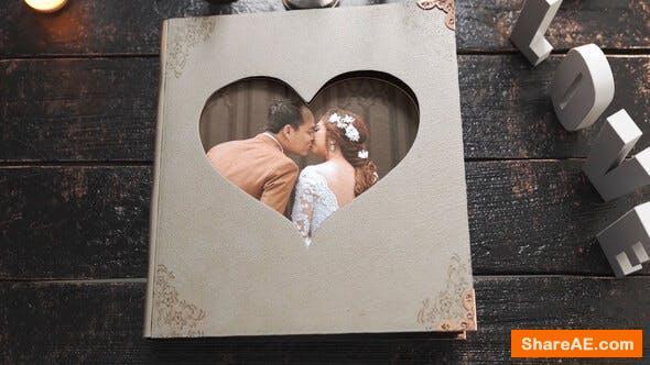 Videohive Love Photo Album